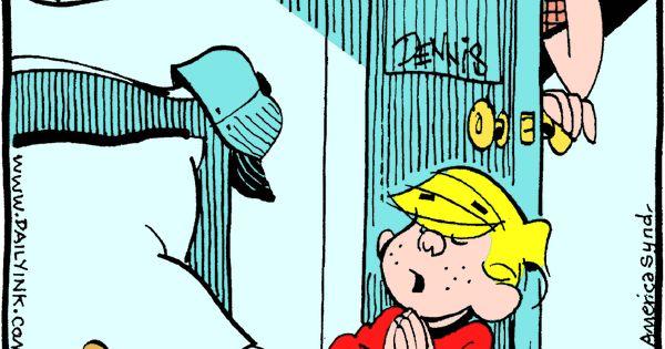 Ideal medical menace comic strip year
