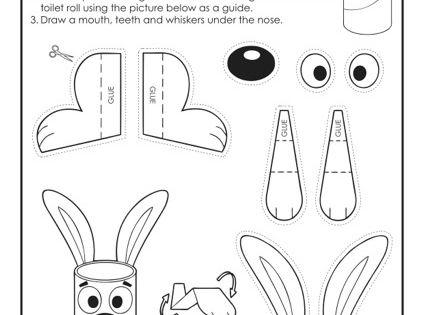 Faire un lapin avec un rouleau en carton id e de cr ation for Idee de creation d entreprise