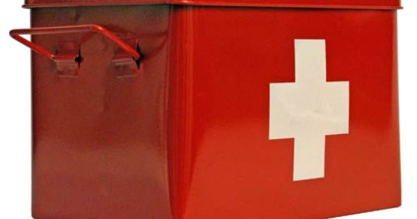 Boite A Pharmacie Swiss Flag Red Cross Swiss Cross
