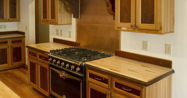 Reclaimed bowling alley kitchen counters pinterest for Alley kitchen designs