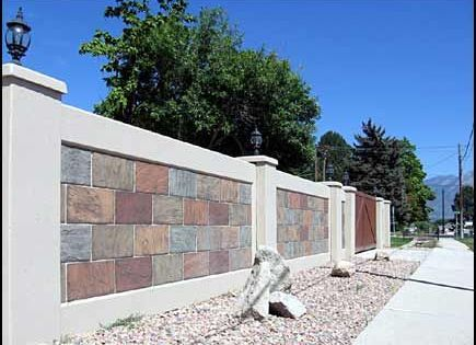Boundary Wall Design For Home - Google Search | Ideas For The