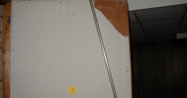 Asbestos Insulation Board Aib What Does Asbestos Look Like Insulation Board Asbestos School Department