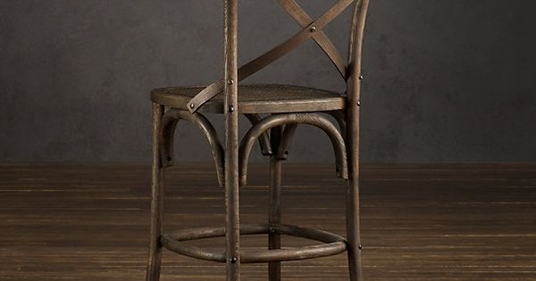 Madeleine armless counter stool from restoration hardware kitchen ideas pinterest counter - Madeleine bar stool ...