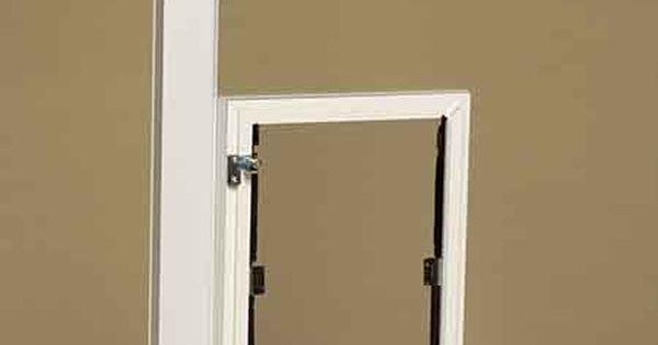 Hale In Glass Pet Door Tm For French Doors Or Full Lite Glass Door The Home Mi Casa