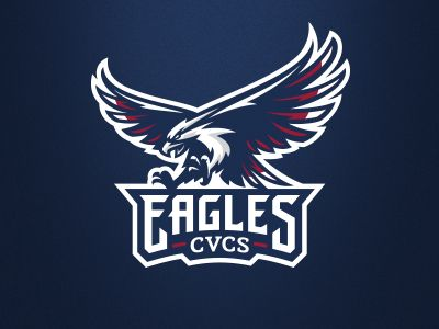 Athletic Logo For Capistrano Valley Christian Schools Eagle Mascot Sports Logo Inspiration Game Logo Design
