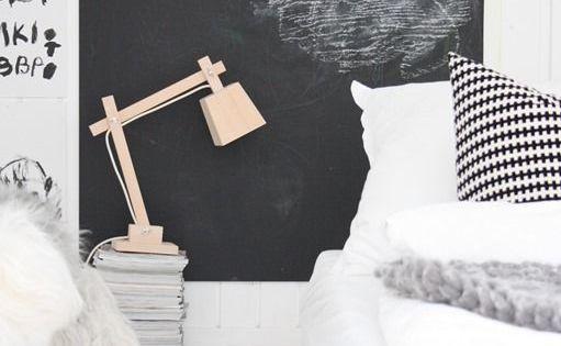 Krijtbord swiss sense slaapkamer inspiratie bedlinnen diy diy swiss sense - Japanse deco slaapkamer ...