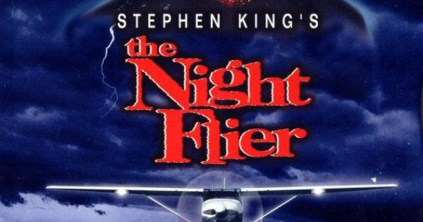 Image result for night flier stephen king