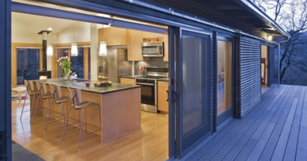 Aging In Place And Universal Design Prefab For Boomers And Seniors Modern Tiny House Prefab Homes House Design