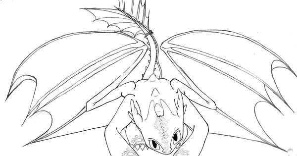 To Train Your Dragon Coloring Pages Toothless And Hiccup How To Train Mewarnai Dragon Coloring Page How Train Your Dragon Coloring Pages