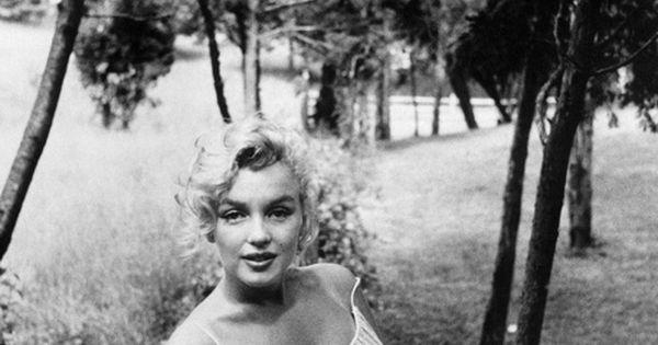 Norma Jean. A.K.A Marilyn Monroe