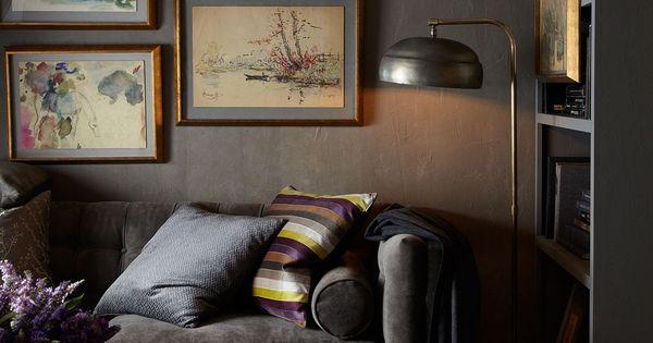 Dusk Tufted Sofa Tufted Sofa Living Rooms And Hardwood