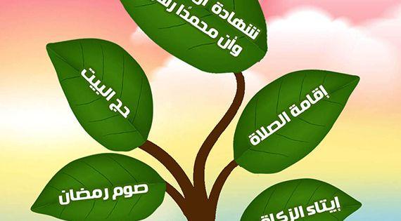 قصة مصورة عن اركان الاسلام للاطفال قصة الإسلام ديني تطيبق حكايات بالعربي In 2021 Islamic Kids Activities Muslim Kids Activities Islamic Books For Kids