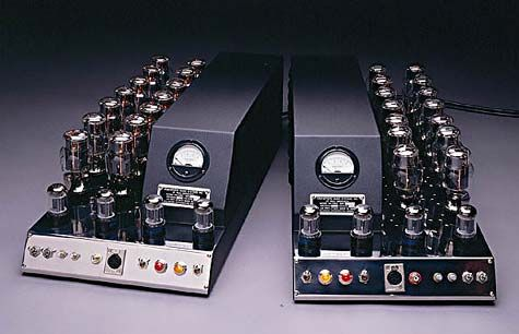 Tube Amplifiers Contemporary High End Vacuum Tube Audio