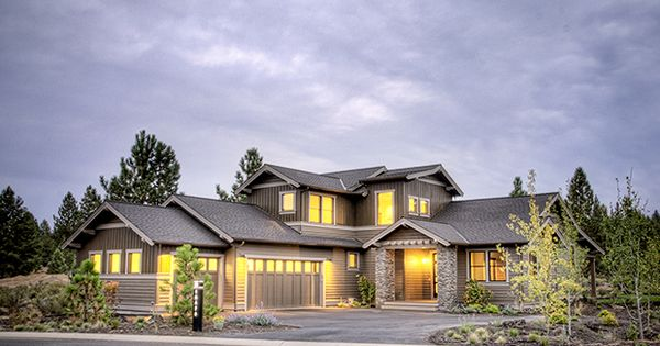 Northwest Craftsman By Greg Welch Construction In Bend Or