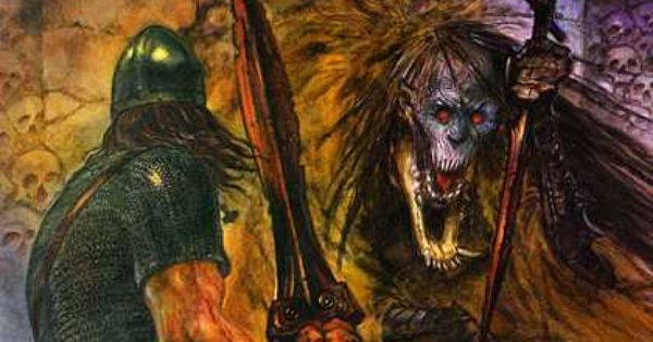 Beowulfs battles