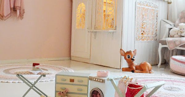 Lovely indoor playhouse for the kid's room kidsbedroom kids