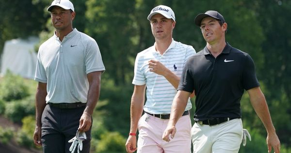 Bold Predictions For Golf In 2020 Tiger Woods Fails To Win An Event Rory Mcilroy Excels With Pressure Off January 02 In 2020 Rory Mcilroy Epic Fails Funny Tiger Woods