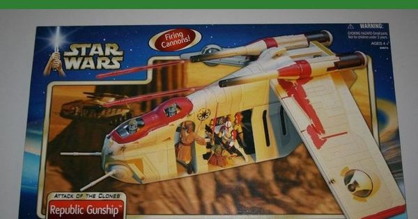 Gunship missle /& launcher free shipping Star Wars Transformers crossover Pilot