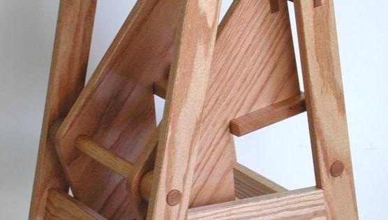The Sorted Details Folding Step Stool Free Plan Ідеї