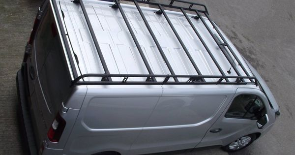 Modular Roof Racks Fitted To This Renault Trafic Renault Trafic Renault Master Rhino Roof Racks