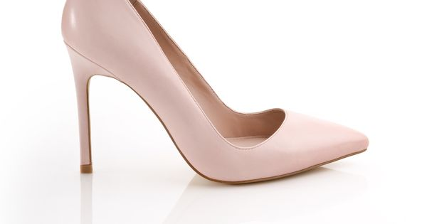 Perfect blush tone heel - ShoeMint.com love it!