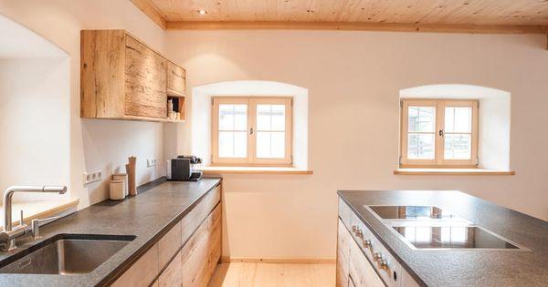 landhaus in den bergen chalet i h ttenzauber pinterest altholz k che modernes bauernhaus. Black Bedroom Furniture Sets. Home Design Ideas