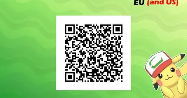 If You Have Pokemon Ultra Sun And Or Moon This Link Has The Qr