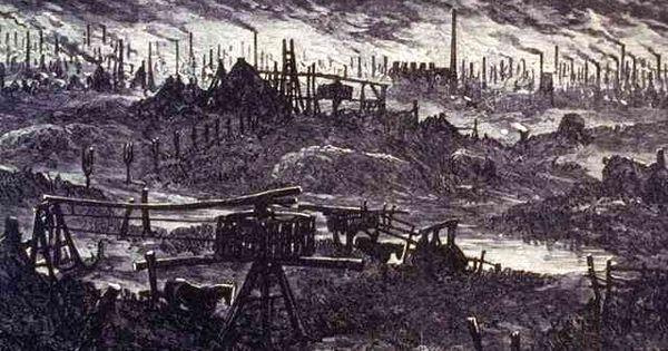 industrial revolution smog! | pollution history doc ...