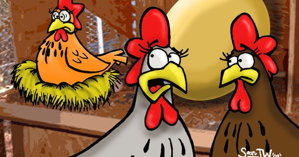 Chicken Jokes Dirty: Funny Cartoon Of The Week: Chicken