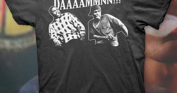 ddaammnn high quality t shirt friday movie smokey