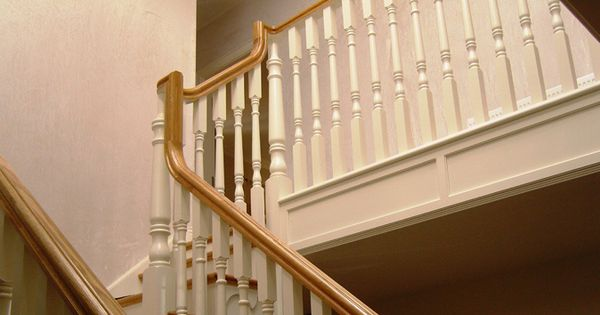 Best Continuous Handrail Range Railing Spindles And Newel 400 x 300