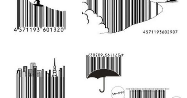 des codes barres insolites au japon sur codes barres pinterest code barre. Black Bedroom Furniture Sets. Home Design Ideas
