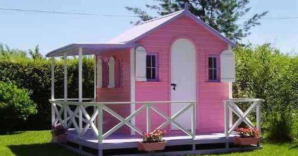 Casita de madera para ni os premium maa 15 for Casas de madera ninos baratas