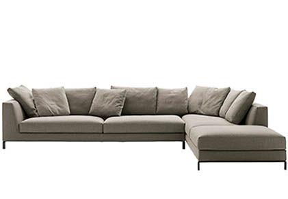Sofa Richard B B Italia Design Of Antonio Citterio