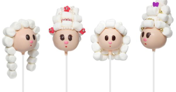 edible art - creative lollipops http://www.eyefood.nl/eetbare-kunst-op-een-stokje-de-meest-creatieve-lollies-ooit
