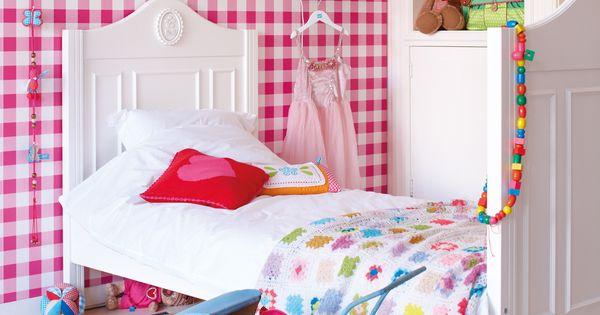 Lief houten bed meisjes lifestyle kinderkamer en kinderkamers - Schattige meisje slaapkamer ...