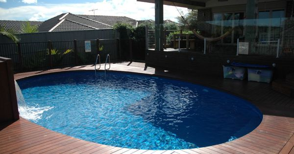 Swimming pool best above ground pools design ideas - Largest above ground swimming pool ...