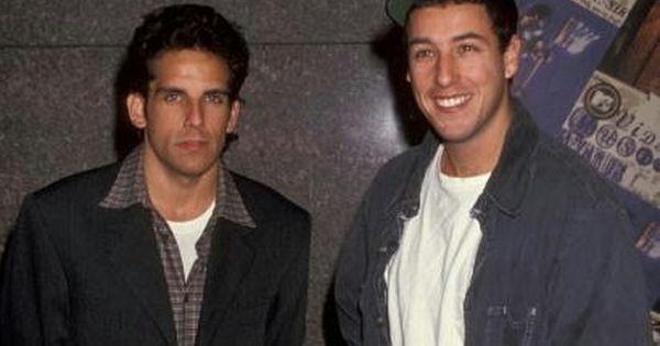 Ben Stiller And Adam Sandler Adam Sandler Actors Comedy Quotes