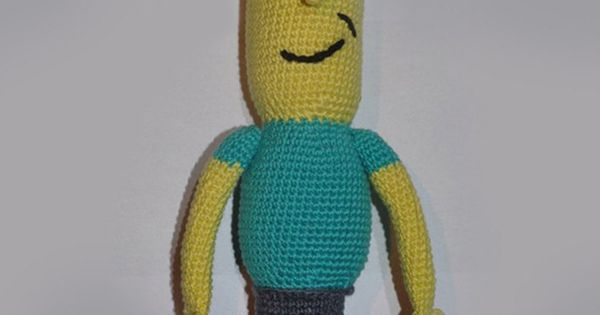 Amigurumi Rick And Morty : Mr. Poopybutthole from Rick and Morty Amigurumi / Crochet ...