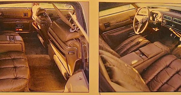 Rare 1974 Fleetwood Talisman Interior With Ultra Rare