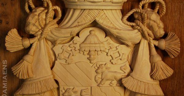 A coat of arms for the italian family bonelli di salci