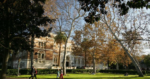 Doheny Library Usc University Of Southern California Favorite Place Virtual Tour Lapd Personal History Statement