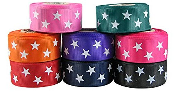 Quality Cut Lengths 25mm Grosgrain Checker Box Flag Cake Tying Ribbon Craft
