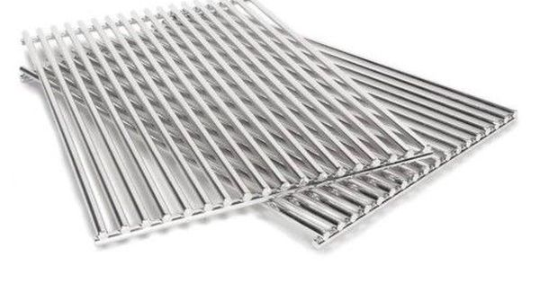Grill Care 17527 Grids Compatible With Weber Spirit And Genesis Grills Stainless Steel Rod Stainless Steel Bbq Gas Grill Covers