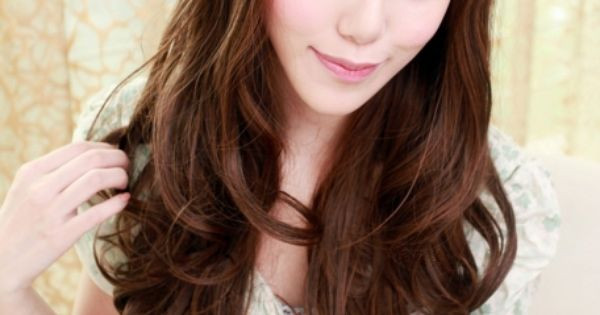Hairstyles Pictures New Korean Girl Hairstyles With Long Hair Hairstyle Pinterest