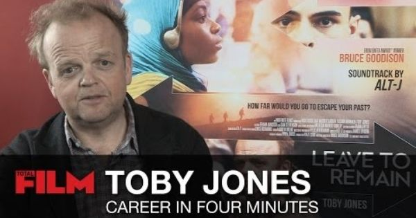 Toby Jones Career In Four Minutes Four Minutes Career Hunger Games