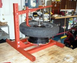 Homemade Motorcycle Tire Changer Homemade Tools Homemade Motorcycle Motorcycle Tires