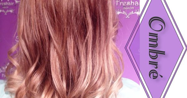 The hair world borrowed the term 39 ombre 39 from the french for What does ombre mean