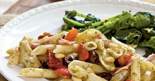 Penne, The menu and We have on Pinterest