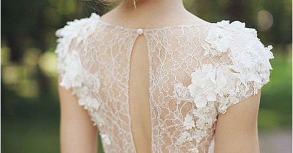 Custom Made dentelle blanche robes de mariée, robes de mariée, dentelle mariée